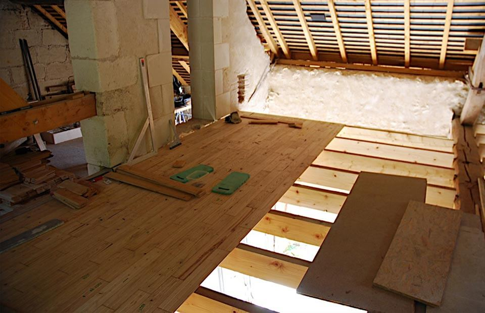 parquet traditionnel